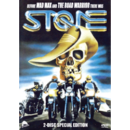 Stone (UK-import) (DVD)