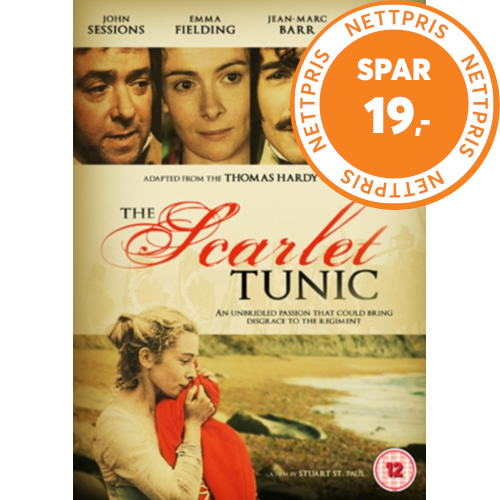 The Scarlet Tunic (UK-import) (DVD)