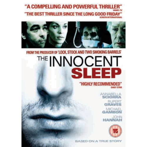 Innocent Sleep (UK-import) (DVD)