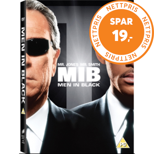 Men In Black (UK-import) (DVD)