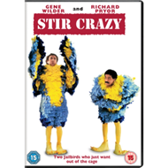 Produktbilde for Stir Crazy (UK-import) (DVD)