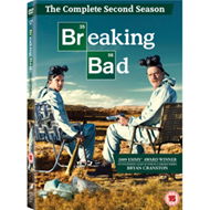 Produktbilde for Breaking Bad: Season Two (UK-import) (DVD)