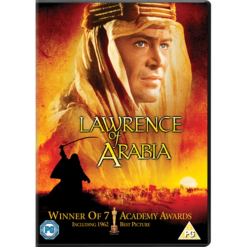Lawrence Of Arabia (UK-import) (DVD)