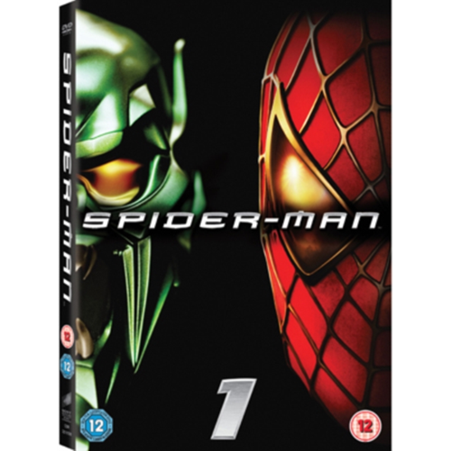 Spider-Man (UK-import) (DVD)
