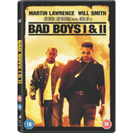 Produktbilde for Bad Boys I & II (UK-import) (DVD)