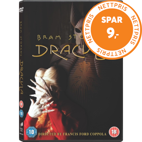 Bram Stoker's Dracula (UK-import) (DVD)