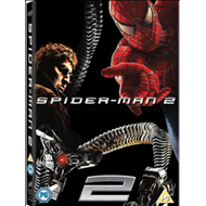 Produktbilde for Spider-Man 2 (UK-import) (DVD)