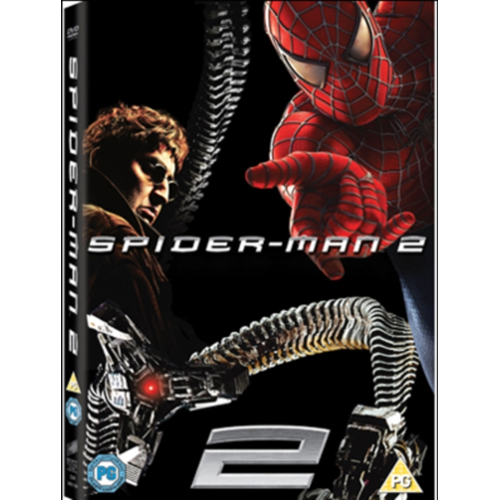 Spider-Man 2 (UK-import) (DVD)