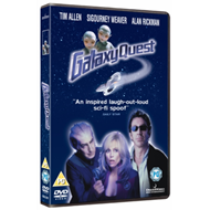 Produktbilde for Galaxy Quest (UK-import) (DVD)