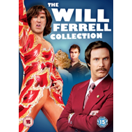 Produktbilde for Blades Of Glory/Old School/Anchorman (UK-import) (DVD)