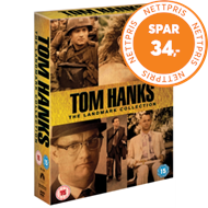 Produktbilde for Tom Hanks: The Landmark Collection (UK-import) (DVD)
