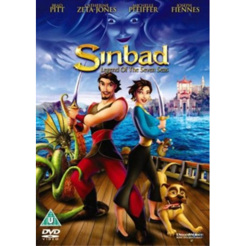 Sinbad: Legend Of The Seven Seas (UK-import) (DVD)
