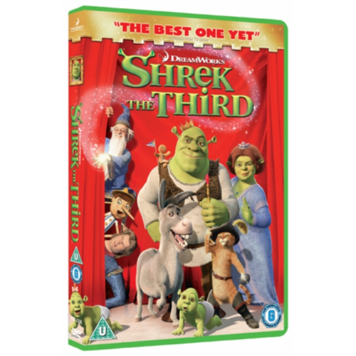Shrek The Third (UK-import) (DVD)