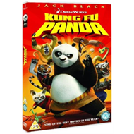 Produktbilde for Kung Fu Panda (UK-import) (DVD)