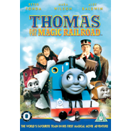 Thomas And The Magic Railroad (UK-import) (DVD)