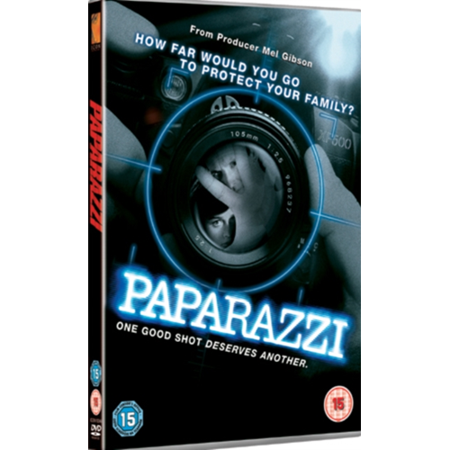 Paparazzi (UK-import) (DVD)