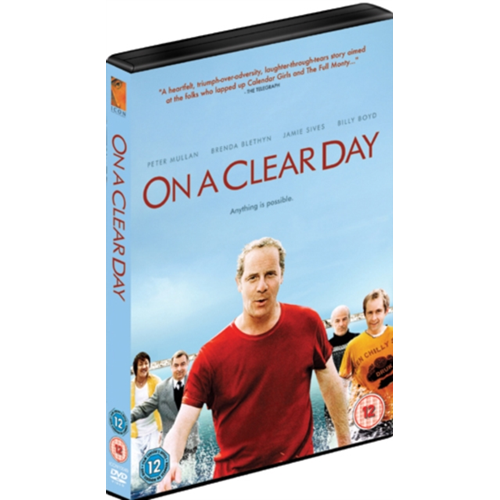 On A Clear Day (UK-import) (DVD)