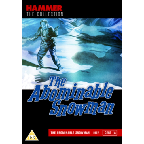 Abominable Snowman (UK-import) (DVD)