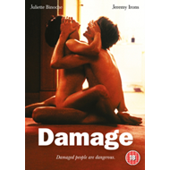 Produktbilde for Damage (UK-import) (DVD)