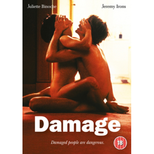 Damage (UK-import) (DVD)