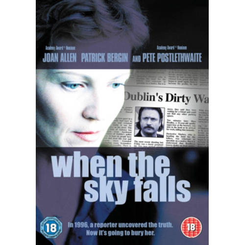 When The Sky Falls (UK-import) (DVD)