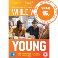Produktbilde for While We're Young (UK-import) (DVD)