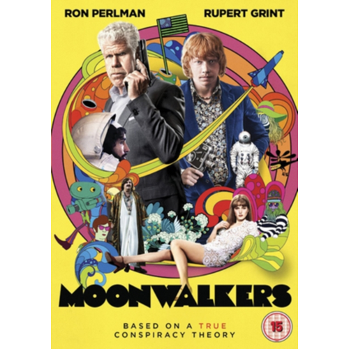 Moonwalkers (UK-import) (DVD)