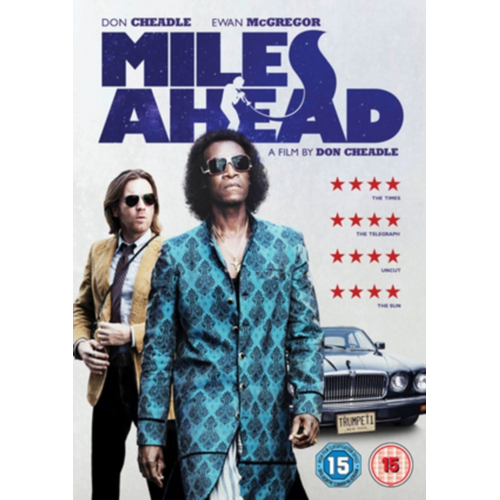 Miles Ahead (UK-import) (DVD)