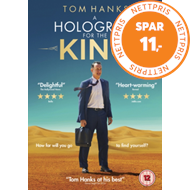 Produktbilde for Hologram For The King (UK-import) (DVD)