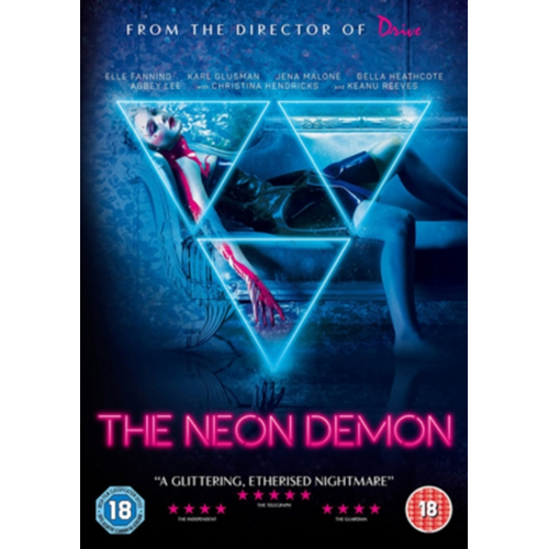 Neon Demon (UK-import) (DVD)