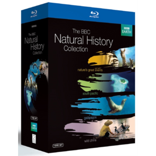 BBC Natural History Collection (UK-import) (DVD)