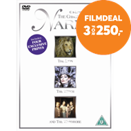 Produktbilde for The Chronicles Of Narnia: The Lion, The Witch And The Wardrobe (UK-import) (DVD)