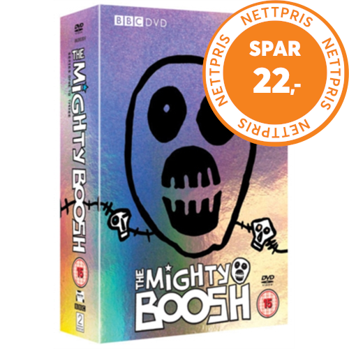 The Mighty Boosh: Series 1-3 Collection (UK-import) (DVD)