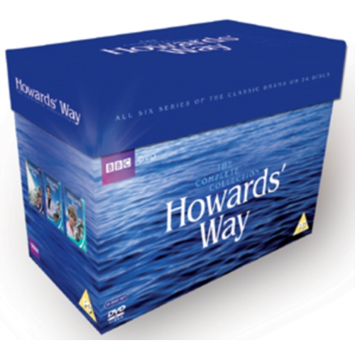 Howard's Way: Complete Collection (UK-import) (DVD)