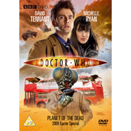 Produktbilde for Doctor Who - The New Series: Planet Of The Dead (UK-import) (DVD)