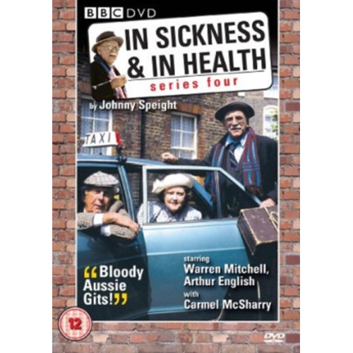 In Sickness And In Health: Series 4 (UK-import) (DVD)