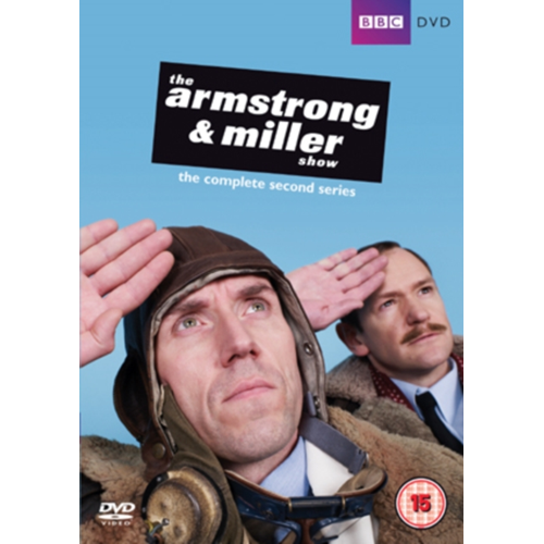 Armstrong And Miller Show: Complete Series 2 (UK-import) (DVD)