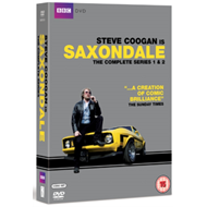 Saxondale: Series 1 And 2 (UK-import) (DVD)
