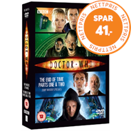 Produktbilde for Doctor Who: The Waters Of Mars/The End Of Time (UK-import) (DVD)