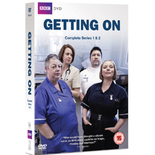 Getting On: Series 1 And 2 (UK-import) (DVD)