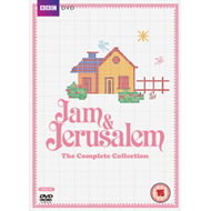 Produktbilde for Jam And Jerusalem: The Complete Collection (UK-import) (DVD)