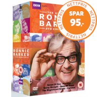 Produktbilde for Ronnie Barker: Ultimate Collection (UK-import) (DVD)