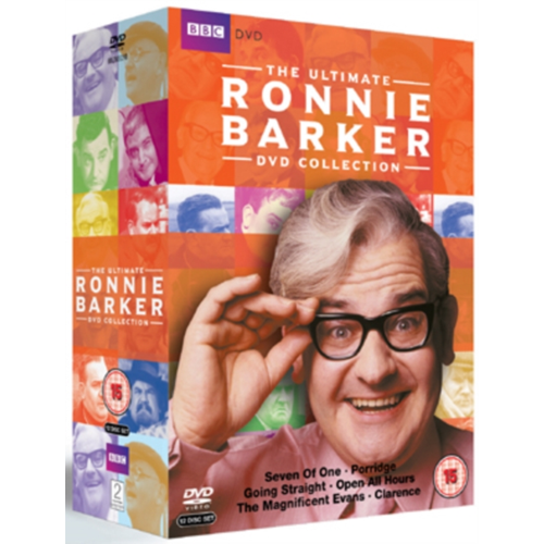Ronnie Barker: Ultimate Collection (UK-import) (DVD)
