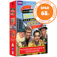 Produktbilde for Only Fools And Horses: Complete Series 1-7 (UK-import) (DVD)