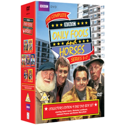 Only Fools And Horses: Complete Series 1-7 (UK-import) (DVD)
