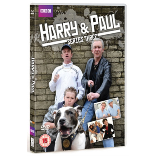 Harry And Paul: Series 3 (UK-import) (DVD)