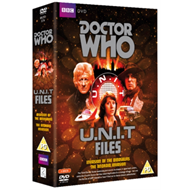 Doctor Who: U.N.I.T. Files (UK-import) (DVD)