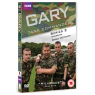 Gary Tank Commander: Series 2 (UK-import) (DVD)