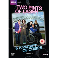 Two Pints Of Lager And A Packet Of Crisps: Series 9 (UK-import) (DVD)