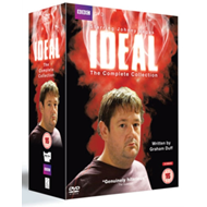 Ideal: Series 1-7 (UK-import) (DVD)